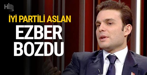 İYİ Parti kurucusu Aslan'dan olay 24 Haziran seçimleri açıklaması