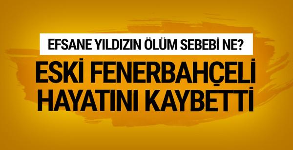 Fenerbahçeli eski futbolcu hayatını kaybetti! Fadıl Vokri kimdir?