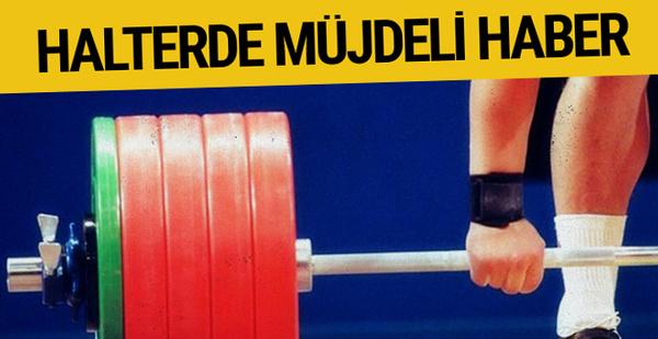 Türkiye'nin halterdeki cezası kaldırıldı