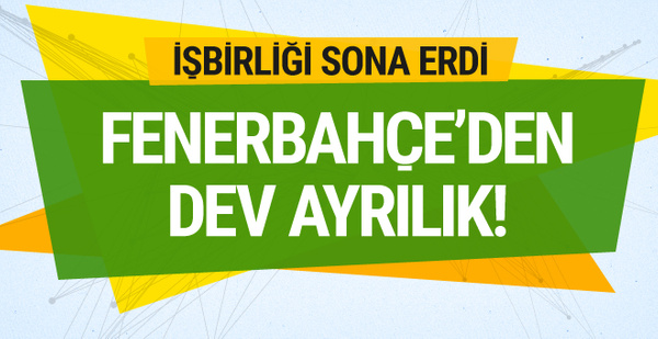 Fenerbahçe ile Doğuş Grubu yollarını ayırdı!