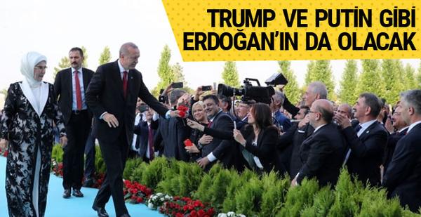 """Erdoğan geçici olarak """"özel temsilci"""" görevlendirilebilecek"""