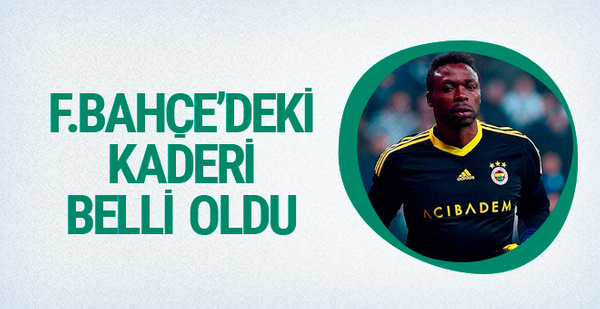 Fenerbahçe'den flaş Kameni kararı