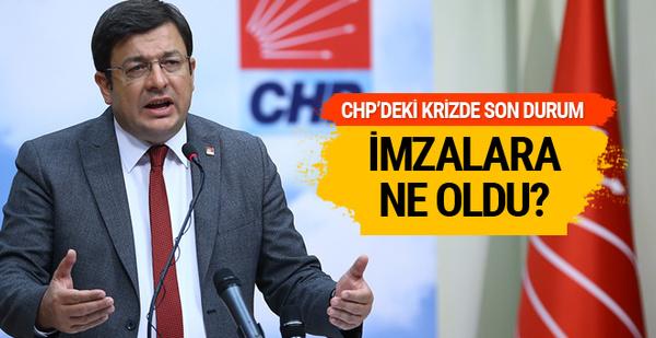 CHP'den yeni olağanüstü kurultay açıklaması