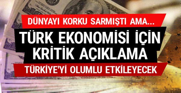 Ticaret savaşları Türkiye`ye yarayacak