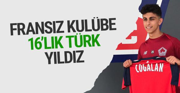 Fransız kulübüne 16'lık Türk yıldız