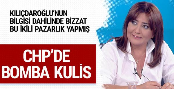 CHP'de bir bomba kulis daha! Sevilay Yılman yazdı