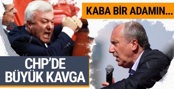CHP'de büyük kavga! Tuncay Özkan'dan İnce'ye: Sıradan ve kabasın!