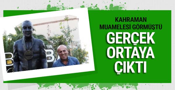 Fatih Terim ve Selahattin Aydoğdu'nun ifadeleri ortaya çıktı