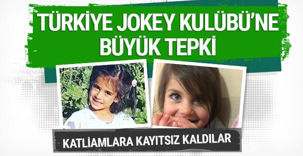 At Yarışı sitelerinden Türkiye Jokey Kulübü'ne kınama
