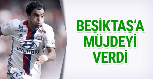 Rafael Beşiktaş'a yeşil ışık yaktı