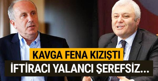 Tuncay Özkan'dan Muharrem İnce'ye çok sert cevap!