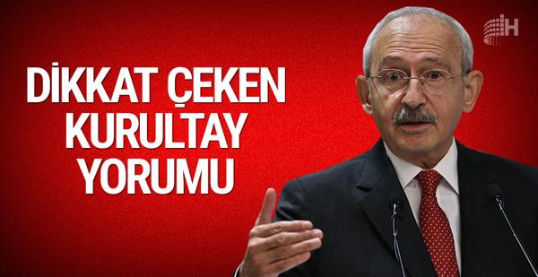 Kılıçdaroğlu'ndan kurultay yorumu: Parti çok hırpalandı