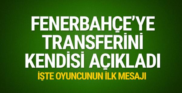 Joffrey Lauvergne Fenerbahçe'yi resmen açıkladı