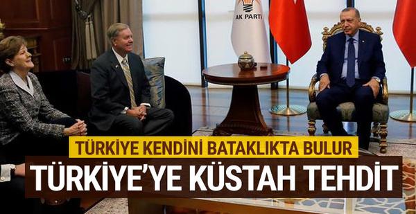 ABD'li senatörden küstah Türkiye açıklaması