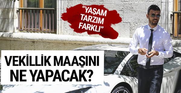Kenan Sofuoğlu Milletvekili maaşını ne yapacak? 'Yaşam tarzım farklı'