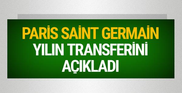 Gianluigi Buffon resmen PSG'de