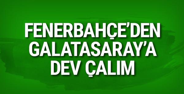 Fenerbahçe'den Galatasaray'a Joel Campbell çalımı!