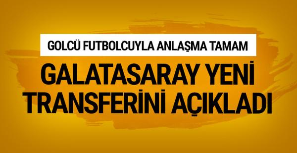 Galatasaray Henry Onyekuru'yu açıkladı