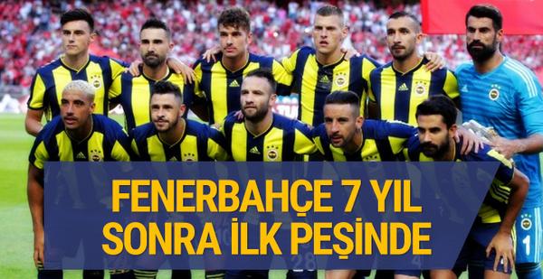 Fenerbahçe Bursaspor karşısında 7 yıl sonra ilk peşinde!