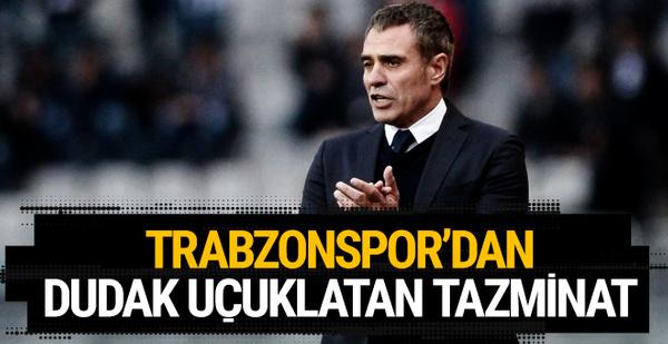 Trabzonspor'dan Ersun Yanal'a 10 milyon 575 bin lira tazminat!