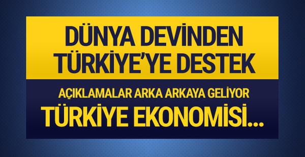 Çin'den Türkiye'ye ekonomi mesajı