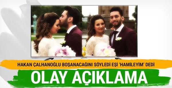 Sinem Çalhanoğlu'ndan Hakan'a flaş cevap!