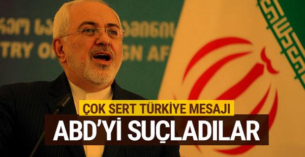 İran'dan ABD-Türkiye gerilimi değerlendirmesi