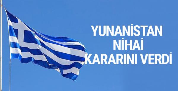 Yunanistan yargısından rezil nihai karar çıktı