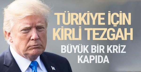 Fatih Çekirge'den bomba ABD iddiası! Bir tezgah seziyorum deyip uyardı!