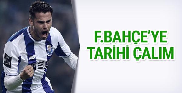 Diego Reyes transferinde Fenerbahçe'ye tarihi çalım
