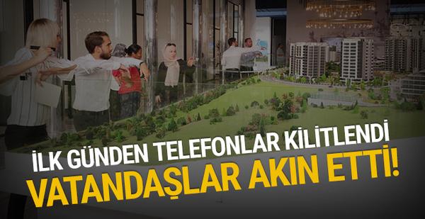 Daha ilk günden telefonlar kilitlendi: Vatandaşlar akın etti!