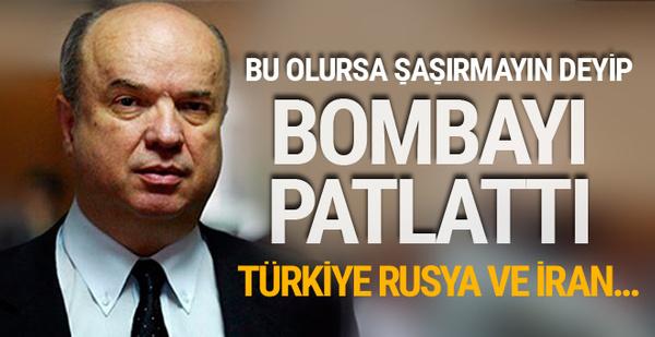 Fehmi Koru'dan bomba iddia! Bu olursa şaşırmayın  Türkiye Rusya ve İran...