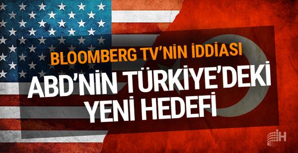 Bloomberg'in iddiası! ABD'den Türk şirketlerine yaptırım hazırlığı