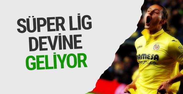 Enes Ünal Süper Lig devine geliyor!