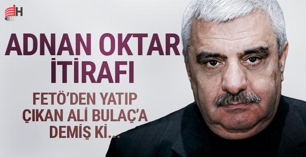 Ali Bulaç 2 kez Adnan Oktar ile görüşmüş! İkincisinde bakın kimler varmış