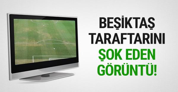 Vodafone Park zemini Beşiktaşlıları çıldırtacak!