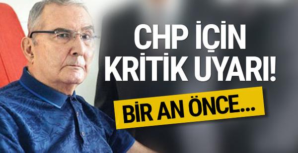 Deniz Baykal İnce ve Kılıçdaroğlu'nu uyardı! Bir an önce...