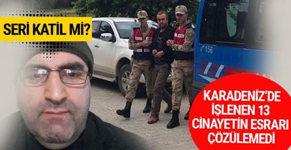 Ordu ve Samsun'daki cinayetlerin sırrı çözülemedi