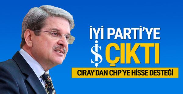 İYİ Parti'den Erdoğan'a İş Bankası eleştirisi