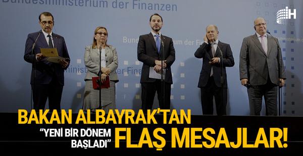 Kritik toplantı sonrası Bakan Albayrak'tan flaş mesajlar!
