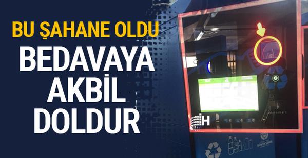 İstanbulkart pet şişeyle doldurulacak işte yeni sistem
