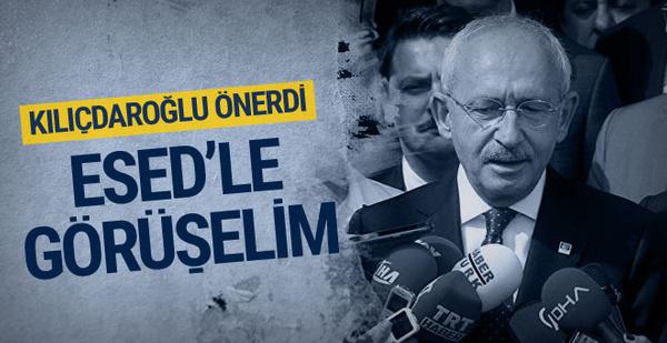 Kılıçdaroğlu'ndan Esed teklifi! İdlib için görüşülmeli...