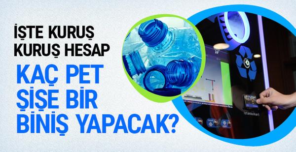 Bir pet şişe İstanbulkarta ne kadar yükleme yapacak belli oldu