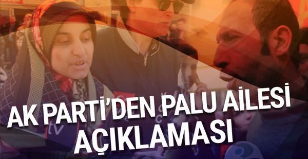 AK Partili Mahir Ünal'dan Palu ailesi yorumu!