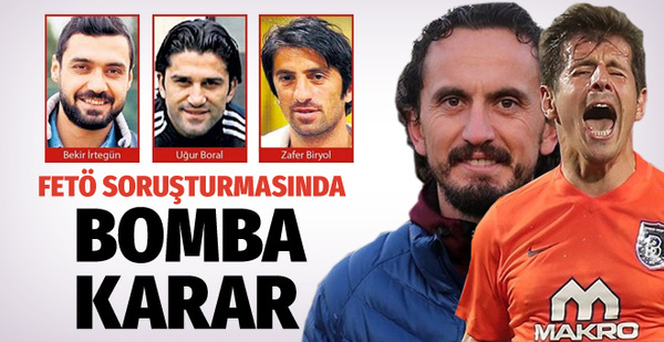 Emre Belözoğlu'na FETÖ soruşturması! O isimler hakkında karar verildi