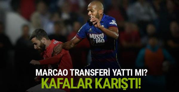 Marcao transferi gerçekleşmeyecek mi?