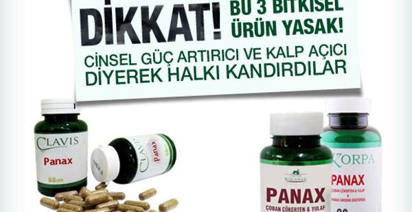 Dikkat! Bu 3 bitkisel ilaç yasaklandı!