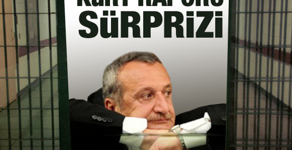 Ağar'dan Kürt raporu sürprizi