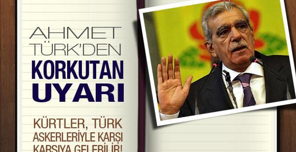 Ahmet Türk'ten korkutan uyarı