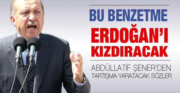 Bu benzetme Erdoğan'ı çok kızdıracak
